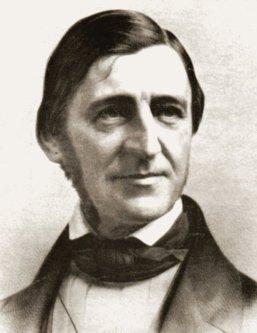 Portrait of Ralph Waldo Emerson