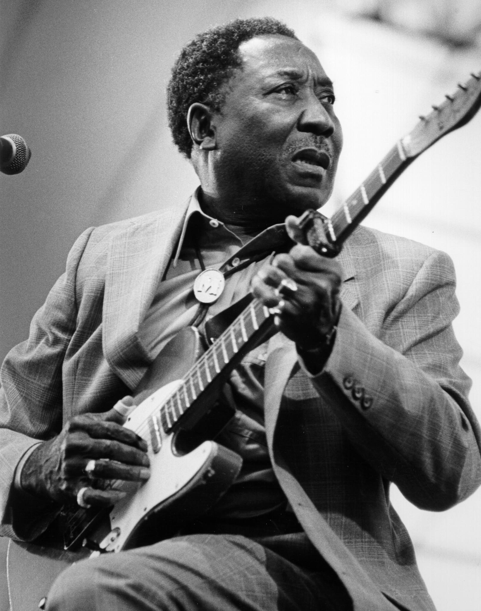 Blues Legend Muddy Waters